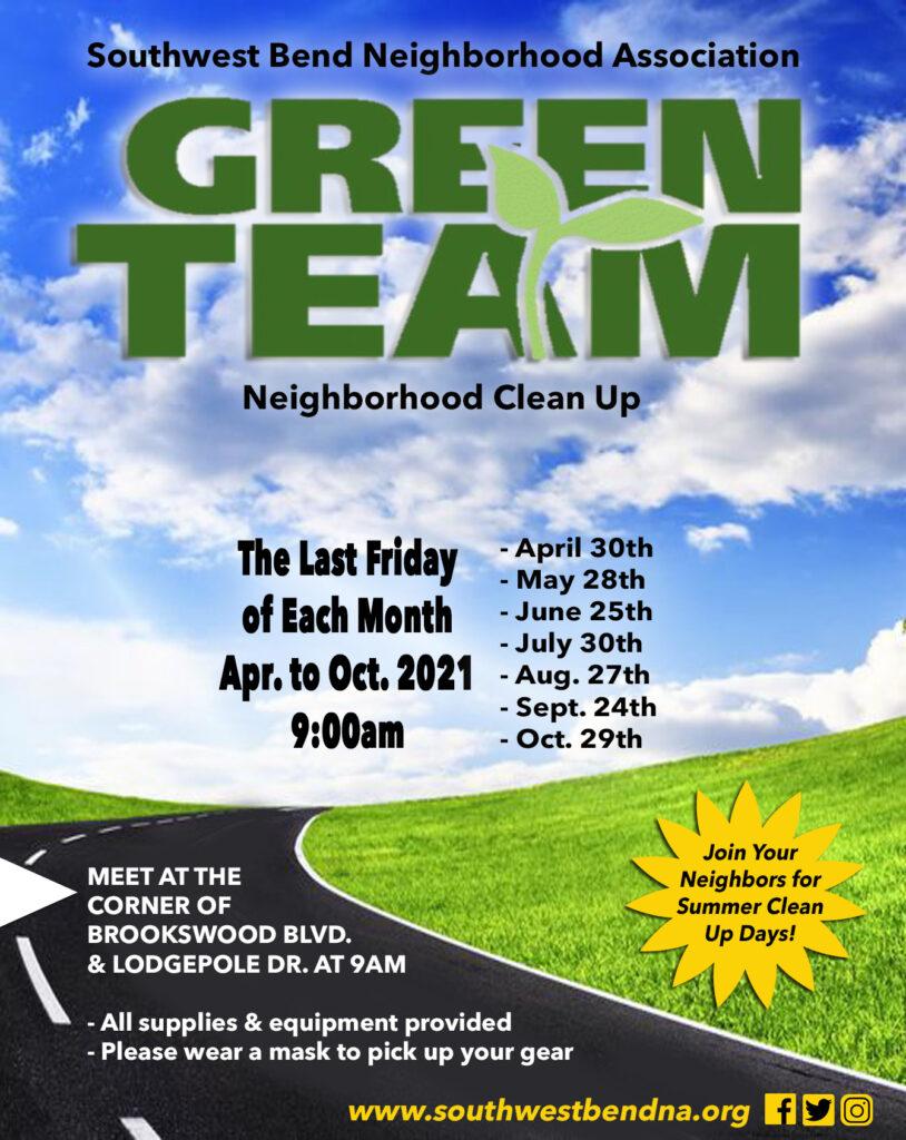 SBNA Green Team